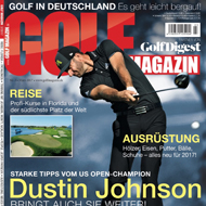Golf Magazin (DE), Ausgabe März 2017, Medienspiegel Caligari Golf