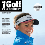 Golf and Country 2016, Ausgabe Juni 2016, Medienspiegel Caligari Golf AG