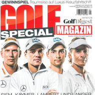 Golf Magazin (DE), Ausgabe Oktober 2016, Medienspiegel Caligari Golf AG