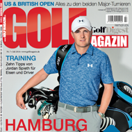 Golf Magazin (DE), Ausgabe Juli 2016, Medienspiegel Caligari Golf AG