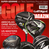 Golf Magazin (DE), Ausgabe April 2017, Medienspiegel Caligari Golf