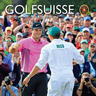 Golf Suisse, Ausgabe 02/2018, Medienspiegel Caligari Golf AG