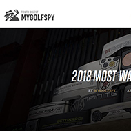 MyGolfSpy.com, Spring 2018, Medienspiegel Caligari Golf AG