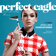 Perfect Eagle (AT), Ausgabe März/April 2016, Medienspiegel Caligari Golf AG
